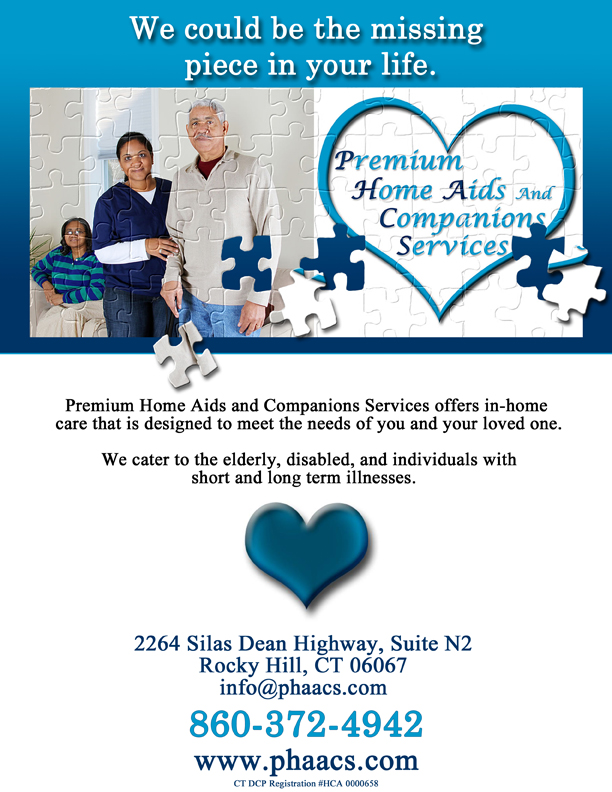Premium Home Aids - Home Care Agency - Brochures